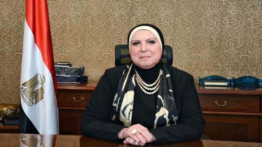 وزيرة التجارة: حريصون على الارتقاء بجودة المنتج المصري وزيادة قدرته على المنافسة
